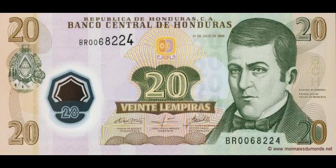 Honduras-p95b