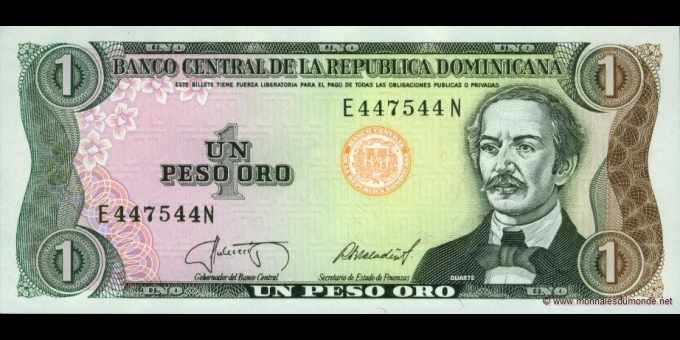 République Dominicaine-p126b