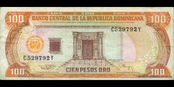 République Dominicaine-p136a