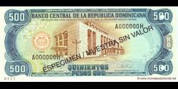 République Dominicaine-p157S