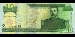 République Dominicaine-p168a