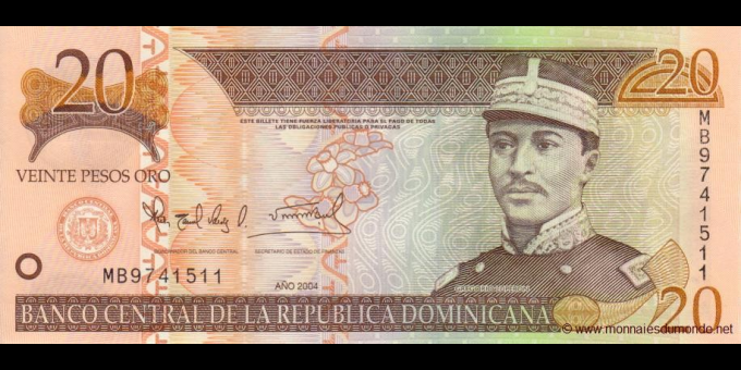 République Dominicaine-p169d