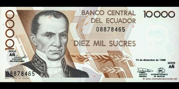 Equateur-p127c