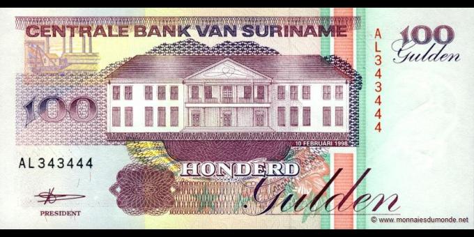 Suriname-p139b