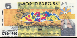 Australie World Expo 88