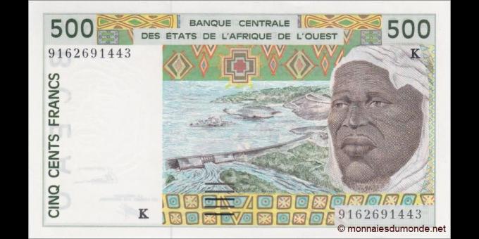 Sénégal-P710Ka
