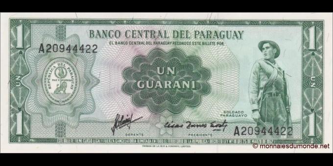 Paraguay-p193b