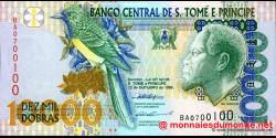 Sao Tomé et Príncipe-p66a1