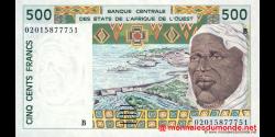 Bénin-P210Bn