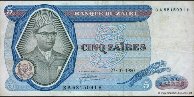 Zaire-22b