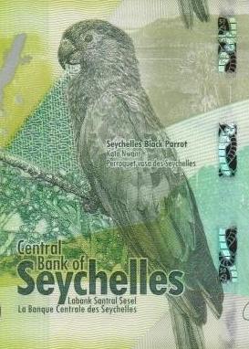 Seychelles - p49 - 50 Roupies - 2016