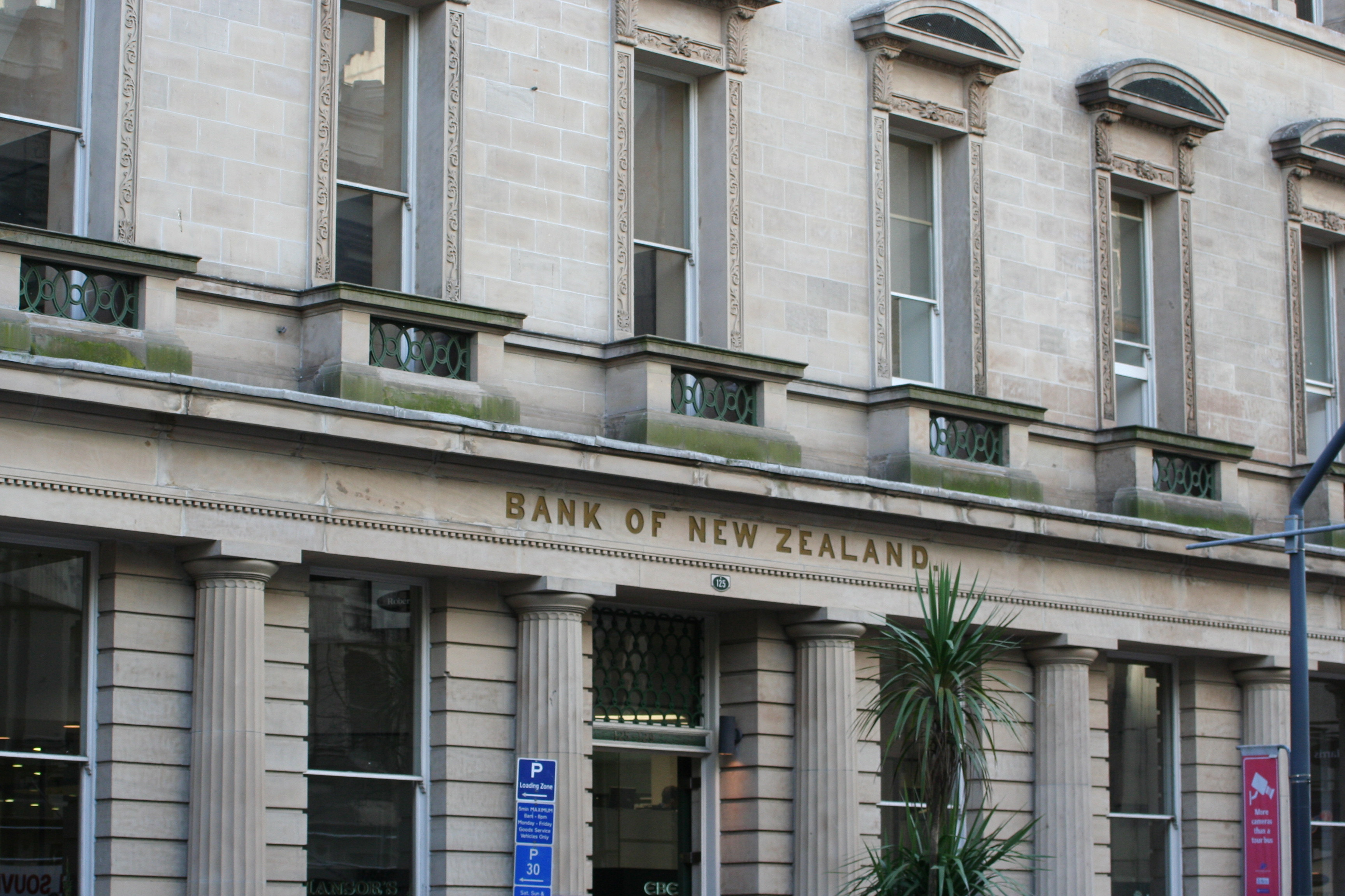 Bank of NewZealand, Auckland